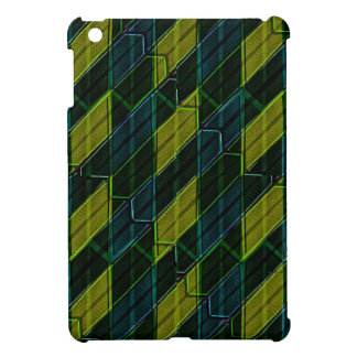 Futuristic Dark Pattern iPad Mini Cover