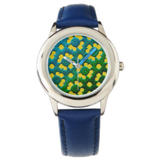 FUTURISTIC FLOWERS WATCHES