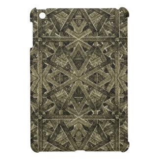 Futuristic Polygonal Cover For The iPad Mini