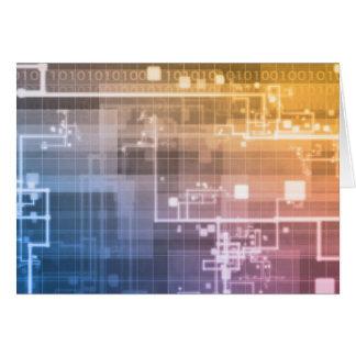 Futuristic Technology as a Next Generation Art Card