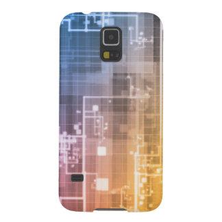 Futuristic Technology as a Next Generation Art Galaxy S5 Case