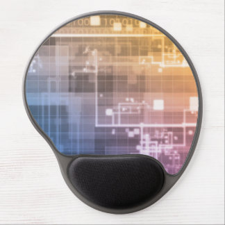 Futuristic Technology as a Next Generation Art Gel Mouse Pad