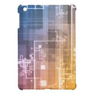 Futuristic Technology as a Next Generation Art iPad Mini Case