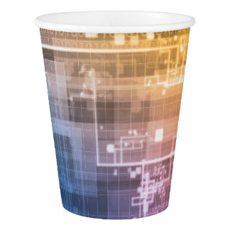 Futuristic Technology as a Next Generation Art Paper Cup