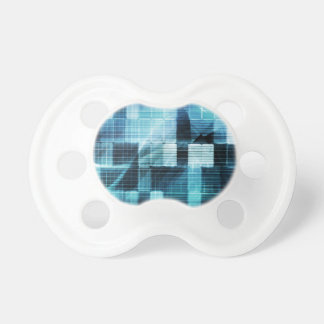 Futuristic Technology Baby Pacifier