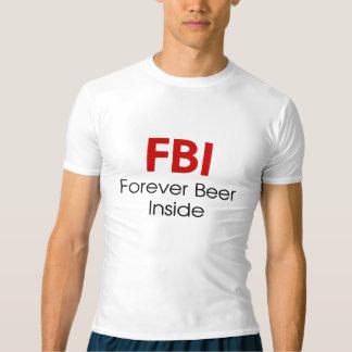 Fuuny Beer Men's Compression T-Shirt HQH