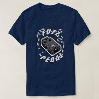 FUZZ Pedal - Electric Shock White T-Shirt