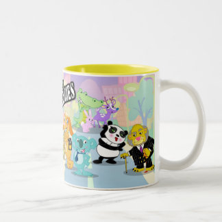 Fuzzies Mug