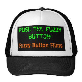 Fuzzy Button Films Hat