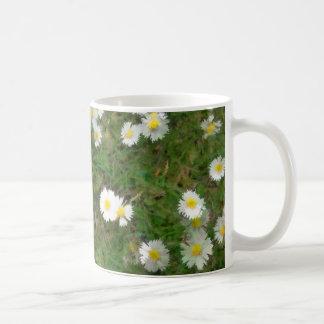 Fuzzy Daisy Mug