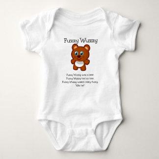 Fuzzy Wuzzy Baby Bodysuit