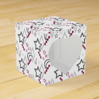 FuzzyFoxArt Favour Box