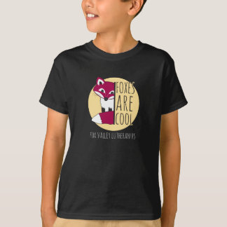 FVLHS Foxes Are Cool T-Shirt