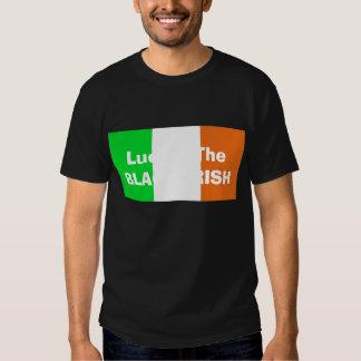 fwo_165c, Luck O'TheBLACK IRISH Shirt