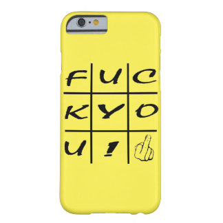 FY! BARELY THERE iPhone 6 CASE