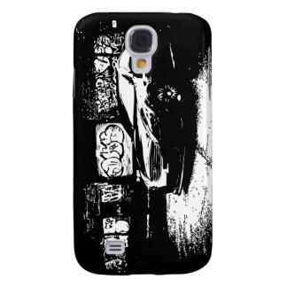 G37 Coupe Graffiti Galaxy S4 Cases