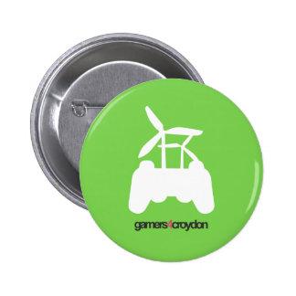G4C Environment Icon 6 Cm Round Badge