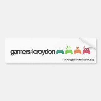 G4C Logo Bumper Sticker