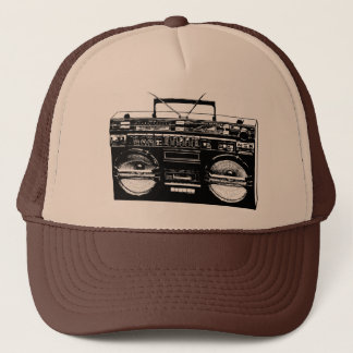 G-blaster hipsterhat trucker hat