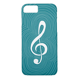 G-clef iPhone 7 Case