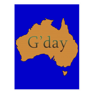 G day postcard