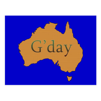 G day post cards