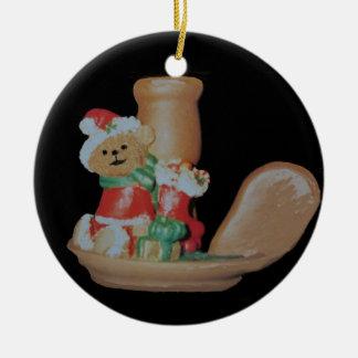 G.ELF SISTER BEAR KY..BG VALLEY CHRISTMAS ORNAMENT
