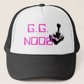G.G. NOOB Gamer Hat