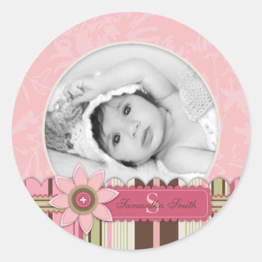 G Girl Photo Sticker