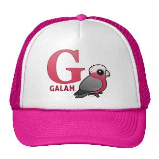 G is for Galah Trucker Hat