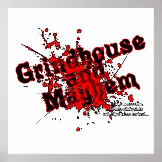 G&M Logo Poster