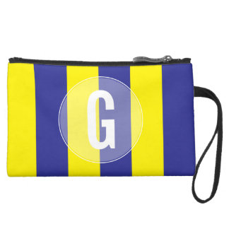 """G"" Maritime Nautical Flag Wristlet"