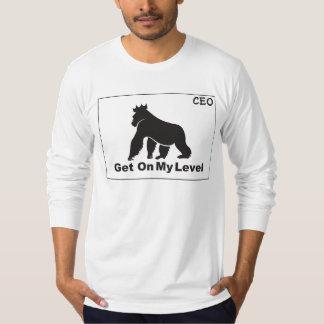 G.O.M.L. The CEO Tees
