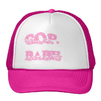 G.O.P. BABE CAP