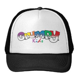 G.R.U.M.P.Y. Kids Wear Hats