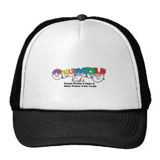 G.R.U.M.P.Y. Kids Wear Trucker Hat
