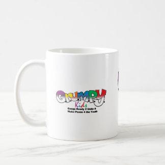 G.R.U.M.P.Y. Kids Wear Mug