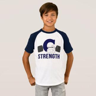 G-Strength Kids Raglan Tee