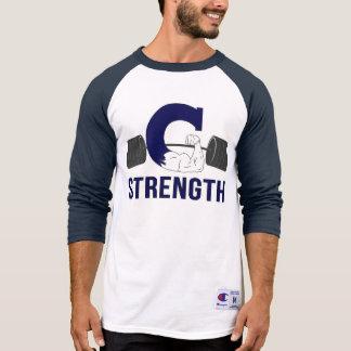 G-Strength Men's 3/4 Sleeve Champion Raglan T-Shirt