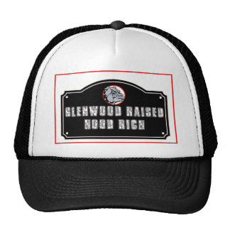 g-WOOD BLACK HAT hood rich