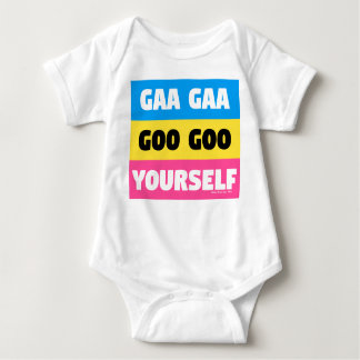 GAA GAA GOO GOO YOURSELF BABY BODYSUIT