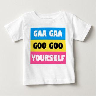GAA GAA GOO GOO YOURSELF BABY T-Shirt