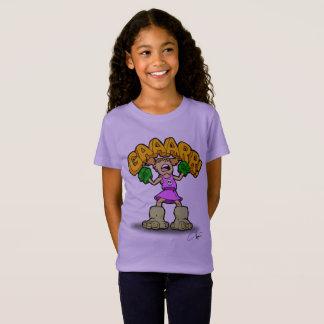 GAAARRR! Power Girl T-Shirt