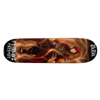 gaara board custom skate board