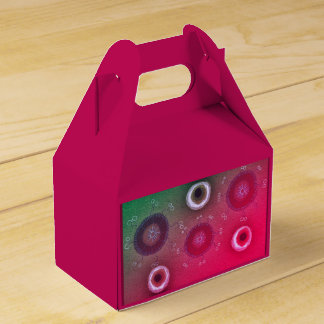 Gable Favor Box Cerchi