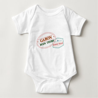 Gabon Been There Done That Baby Bodysuit