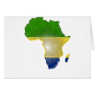 Gabon Card