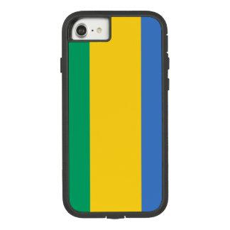 Gabon Flag Case-Mate Tough Extreme iPhone 8/7 Case