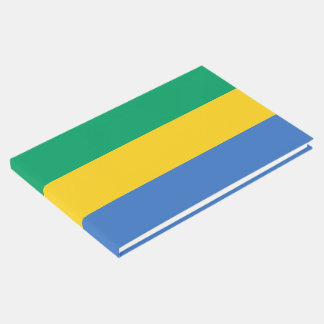 Gabon Flag Guest Book