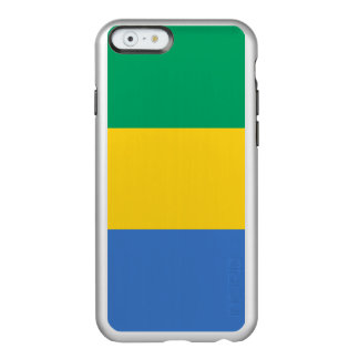 Gabon Flag Incipio Feather® Shine iPhone 6 Case